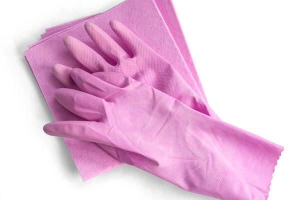 dezynfekcja wymaga rękawiczek w Białymstoku