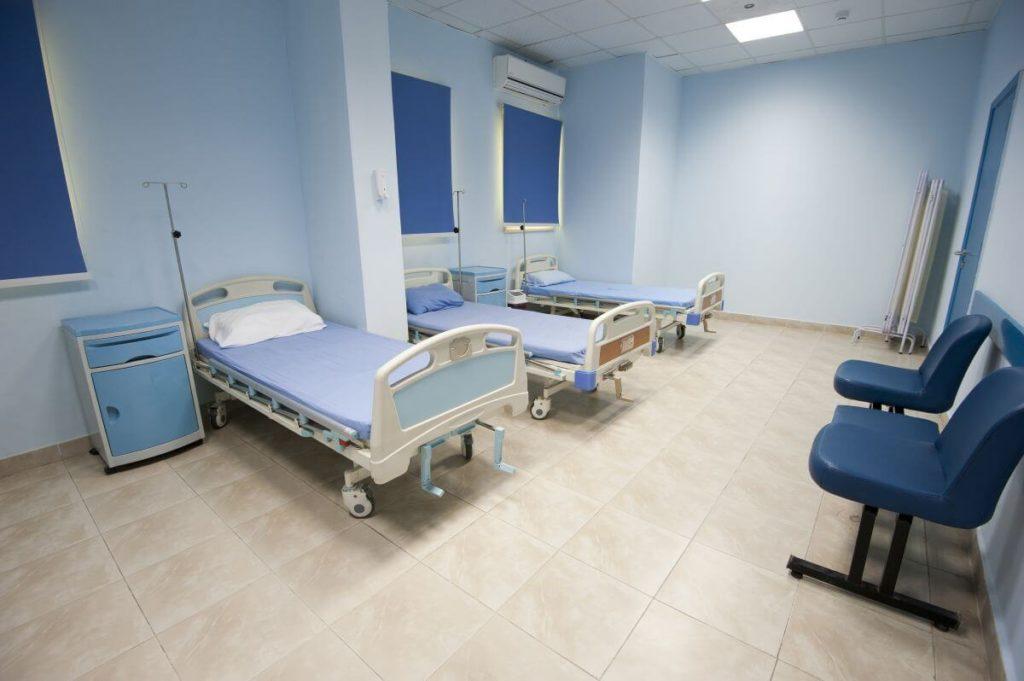 Dezynfekcja wirusów w klinice Łomża