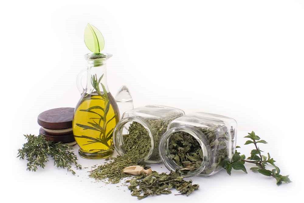 wspomaganie dezynsekcji ziołami
