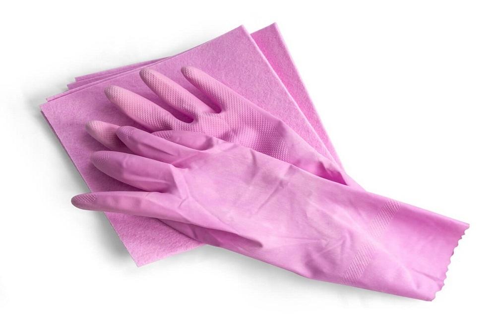 rękawiczki do dezynsekcji